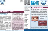 Dr. Lee Sheldon dental newsletters